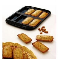 Moule 8 mini-financiers MASTRAD