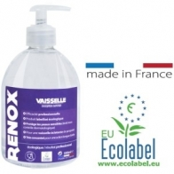 Liquide vaisselle ECOLABEL RENOX CRISTEL