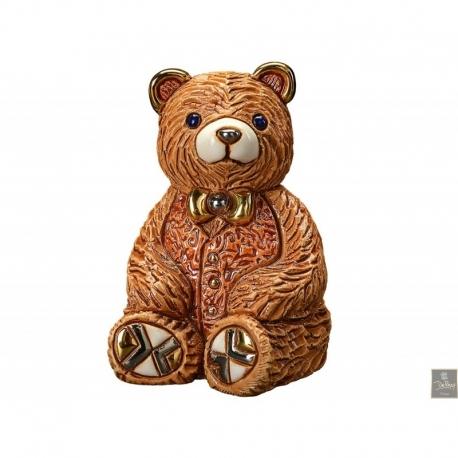 Ours Teddy marron DeRosa