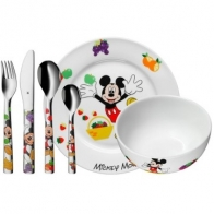 Coffret enfant Mickey 6 pièces WMF