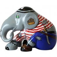 Éléphant Parade Pira-Phant 20cm