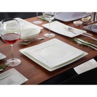Assiette plate 27x27cm MODERN GRACE VILLEROY & BOCH