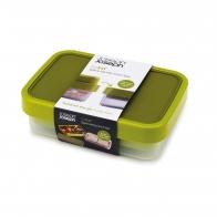 Boite repas compacte Lunch box  verte  JOSEPH JOSEPH
