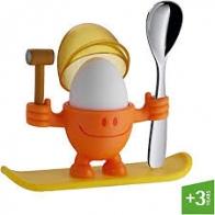 Coquetier McEgg WMF Jaune/orange