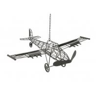 Suspension avion métal