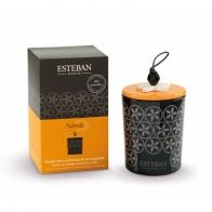 """Bougie déco parfumée rechargeable """"Néroli"""" ESTEBAN"""