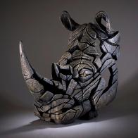 Sculpture Rhinocéros EDGE Bronze