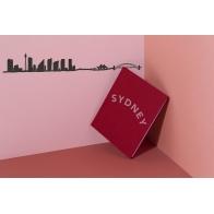 """Déco murale """"Sydney"""" 50cm THE LINE"""