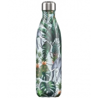 """Bouteille thermos """"Tropical"""" 750ml CHILLY'S"""