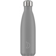 """Bouteille thermos """"Gris"""" 750ml CHILLY'S"""