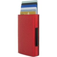 Porte-cartes CASCADE WALLET  ÖGON  RFID SAFE Rouge