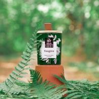 """Bougie parfumée vert """"Capot bois"""" 200g  BOUGIE LA FRANCAISE Fougère"""