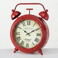 Horloge à poser WIMBLEDON Rouge