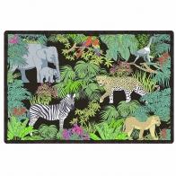 "Set de table ""Jungle"" LES JARDINS DE LA CONTESSE"