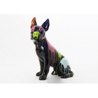 Bulldog assis 43cm TRASH