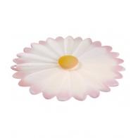 Couvercle Marguerite blanc 23cm CHARLES VIANCIN