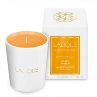 """Bougie Edition Spéciale """"Sweet Amber"""" 190g LALIQUE"""