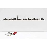 """Déco murale """"Dubaï"""" 50cm THE LINE"""