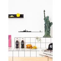 """Déco murale """"New York"""" 50cm THE LINE"""