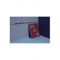 """Déco murale """"Berlin"""" 50cm THE LINE"""