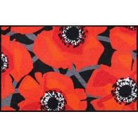 "Tapis ""Bloom Poppy"" 120x75cm SALONLOEWE"