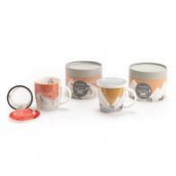 Coffret mug filtrant Montagne