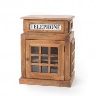Chevet Cabine Téléphonique AMADEUS