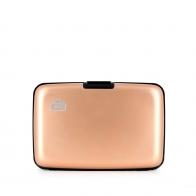 Porte-cartes Rose gold Smart Wallet ÖGON