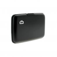 Porte-cartes Noir Smart Wallet ÖGON