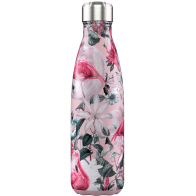 """Bouteille thermos """"Flamant"""" 500ml CHILL'S"""