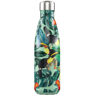 """Bouteille thermos """"Toucan"""" 500ml CHILLY'S"""